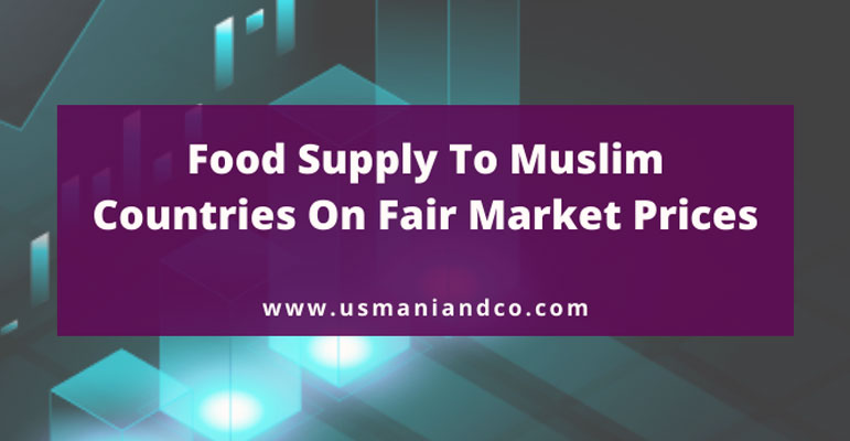Food Supply to Muslim Countries